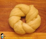 Flower Shaped Bread