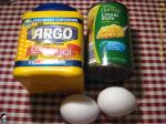 玉米蛋花羹