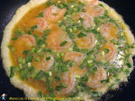 Stir Fried Eggs with Shrimp